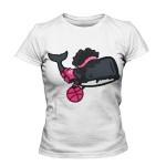 خرید تی شرت بسکتبالی زنانه