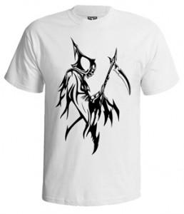 تی شرت گروه Sepultura طرح morte