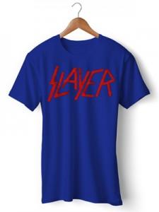 تی شرت متال طرح گروه slayer