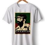 تی شرت چمران طرح دکتر مصطفی چمران