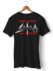 تی شرت متال طرح Obsessed by Cruelty