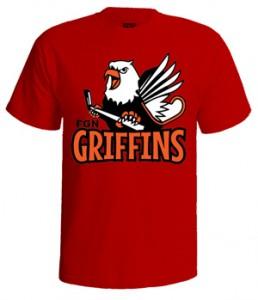 تی شرت گرافیکی طرح graffins