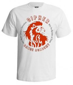 تی شرت cipher