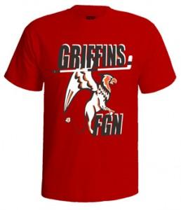 تی شرت های گرافیکی طرح griffins