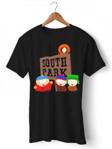 تی شرت کارتون south park