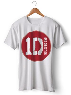 خرید تی شرت گروه 1d