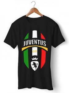 تی شرت طرح یوونتوس italy