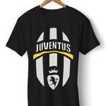 تی شرت یوونتوس طرح juventus f.c
