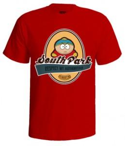 تی شرت south park طرح eric
