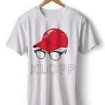 تی شرت لیورپول طرح Klopp