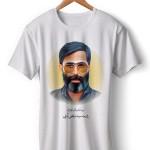 تی شرت اوینی طرح سید الشهدای اهل قلم