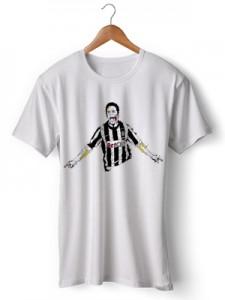 تی شرت یوونتوس طرح delpiero