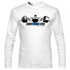 تیشرت آستین بلند ورزشی body power