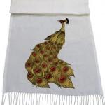 شال طاووس طرح Peacock