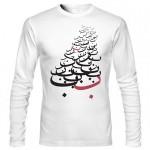 تی شرت آستین بلند حروف فارسی