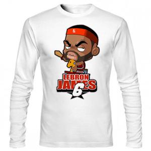 تی شرت آستین بلند بسکتبالی lebron