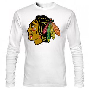 تی شرت ورزشی chicago blackhawks