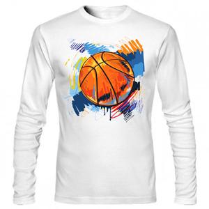 تیشرت آستین بلند ورزشی vector basketball