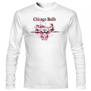 تیشرت آستین بلند ورزشی chicago bulls