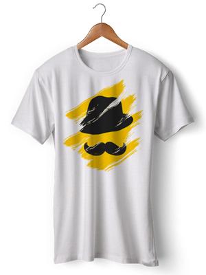 تی شرت سبیل طرح اختصاصی شاپو