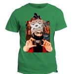 تی شرت ایرانی طرح اختصاصی فتحعلی شاه