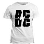 تی شرت متال گروه AC/DC