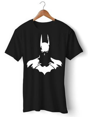 تی شرت بتمن طرح black and white