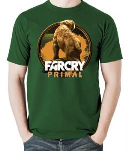 تی شرت گرافیکی حیوانات طرح farcry apex