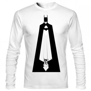 تیشرت آستین بلند با طرح بتمن batman symbol