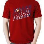 تی شرت فارسی طرح citizen faaz