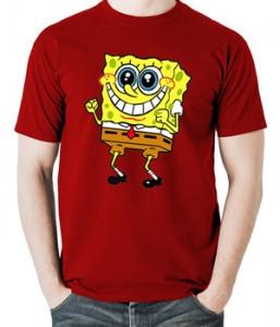تی شرت باب اسفنجی squarepants