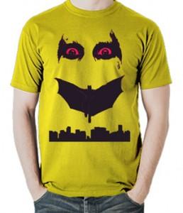 تی شرت جوکر طرح joker fan