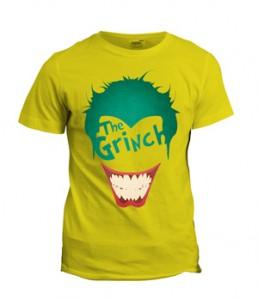 تی شرت جوکر طرح grinch