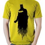 تی شرت batman طرح minimalist