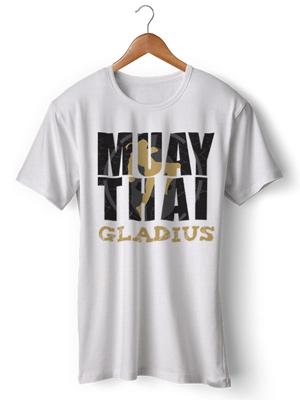 تیشرت های موی تای طرح gladius