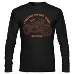 تیشرت موتور سواری vintage motor club