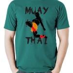 تی شرت موی تای muay thai fighter