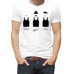 تی شرت ایرانی طرح تهران پاریس