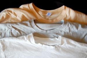 روش شستن تی شرت ها
