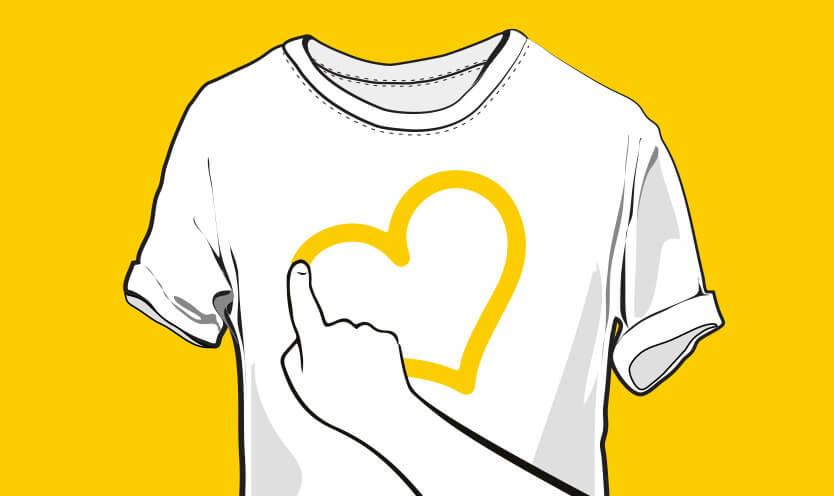 بهترین تی شرت