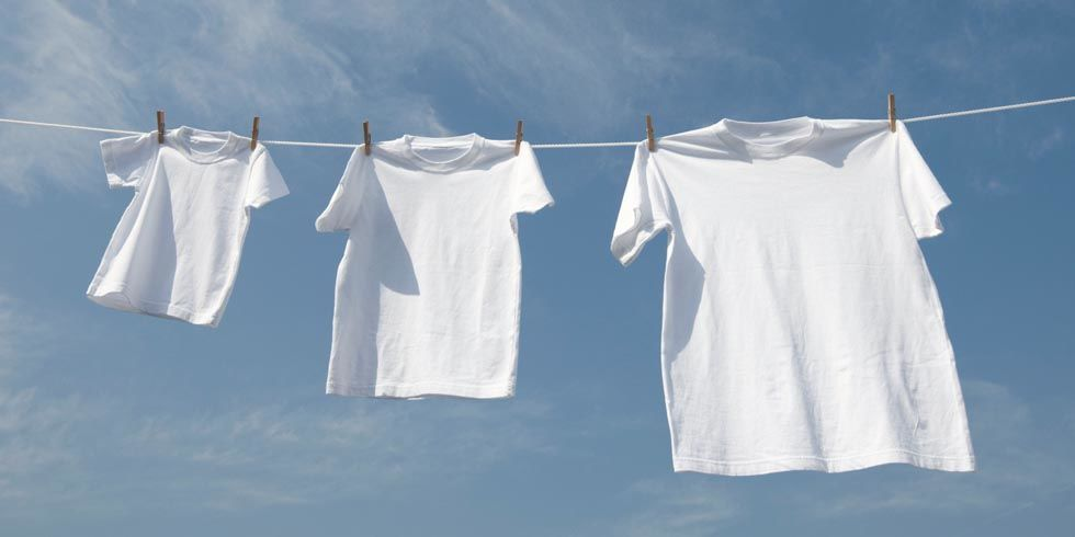 شستشوی تی شرت